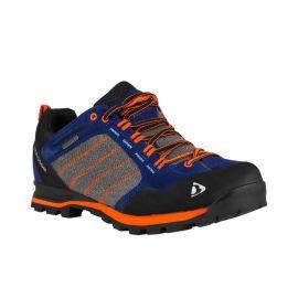 Buty trekkingowe męskie Bergson Kadam Low STX - Blue Limoges