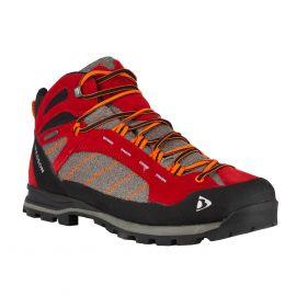 Buty trekkingowe męskie Bergson Kadam 2.0 Mid STX - Red/Black