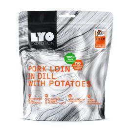 Liofilizat LyoFood Schab w koperku z ziemniakami 500 g