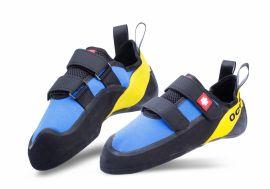 niebiesko-żółty