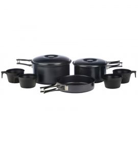 Zestaw naczyń Non-Stick Cook Kit 4 person, Vango