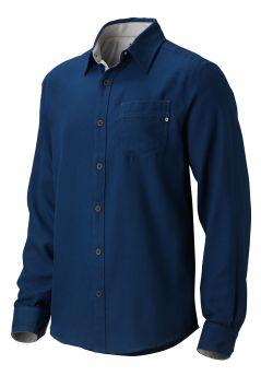 Koszula flanelowa męska Marmot Hobson Flannel LS granatowy
