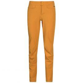 Spodnie trekkingowe/wspinaczkowe damskie Bergans of Norway Cecilie Flex - Golden Yellow Melange