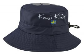 kapelusz Regnhatt granatowy