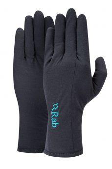 Rękawiczki damskie Rab Merino + 160