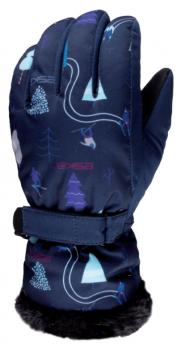 Rękawiczki Dziecięce Eska Bloom Girls Shield