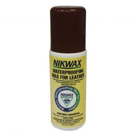 Wosk impregnujący do skóry licowej - brązowy NIKWAX.
