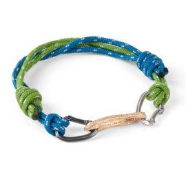 Zielono-niebieski