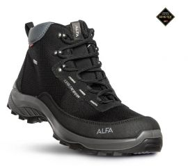 Buty trekkingowe męskie ALFA KJERR GTX - Black