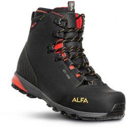 Buty trekkingowe męskie Alfa Holt A/R/G GTX - Black