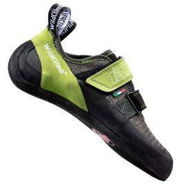 zielono czarne