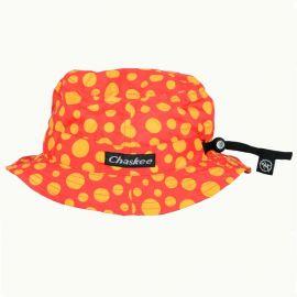 Chaskee Junior Bob Dots czerwono-pomarańczowy