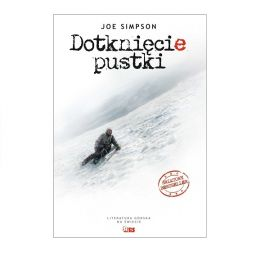 "Książka ""Dotknięcie pustki"" - Joe Simpson"