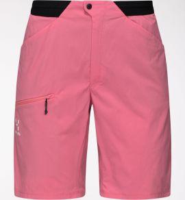 Spodenki damskie Haglöfs L.I.M Fuse Shorts - Tulip Pink