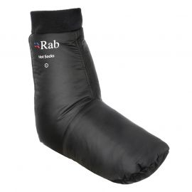 Botki Rab Hot Socks czarny