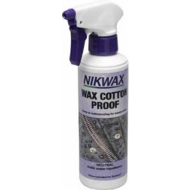 Impregnat NIKWAX Wax Cotton Proof Spray-On