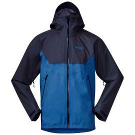 Kurtka membranowa męska Bergans of Norway Letto V2 3L Jacket - Strong Blue/Navy Blue