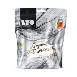Liofilizat LyoFood EKO Chili sin carne z polentą 370g