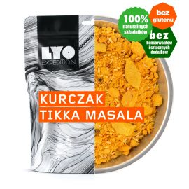 Liofilizat LyoFood Kurczak Tikka Masala 370 g