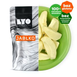 Liofilizat LyoFood Owoce liofilizowane jabłko