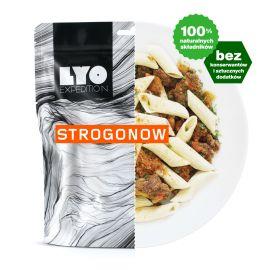 Liofilizat LyoFood Strogonow 500 g