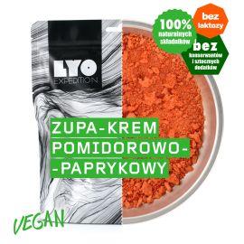 Liofilizat LyoFood Krem pomidorowo-paprykowy 370 g