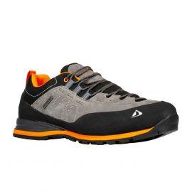 Buty trekkingowe męskie Bergson Kibo 2.0 Low STX - Anth/Gray
