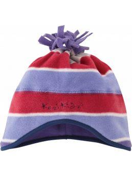 Czapka Kozi Kidz Early Years Microfleece różowo-purpurowa