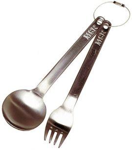 Niezbędnik MSR Titan™ Fork and Spoon
