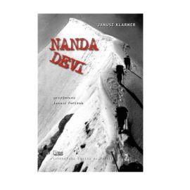 """Książka """"Nanda Devi"""" - Janusz Klarner"""