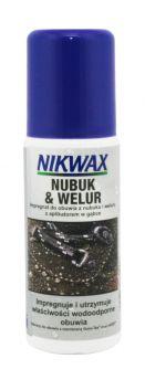 Impregnat do obuwia NIKWAX Nubuk & Welur Gąbka
