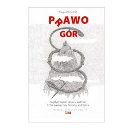 "Książka ""Prawo gór"" - Augusto Golin"