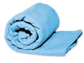 ręcznik szybkoschnący niebieski