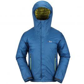 Rab Snowpack Jacket niebieska