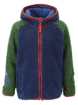 Polar dziecięcy Kozi Kidz Bear Zip-Up Hooded
