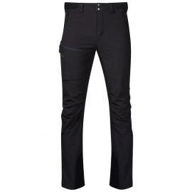 Spodnie trekkingowe męskie Bergans of Norway Breheimen Softshell Pants - Black / Solid Charcoal