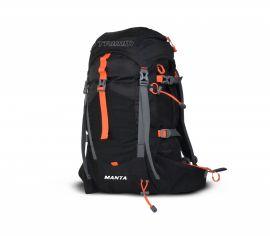 Plecak Trekkingowy Trimm Manta 30L - Black/Orange
