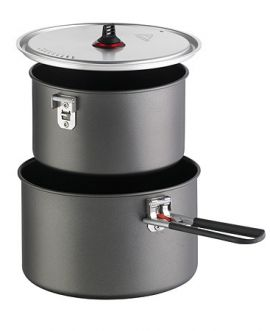Zestaw naczyń MSR Base™ 2 Pot Set