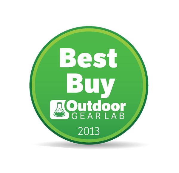 Nagroda Best Buy Outdoor Gear Lab 2013