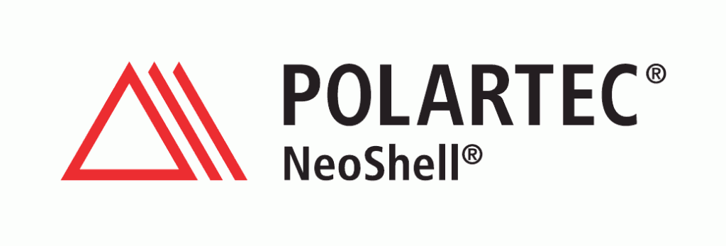 Materiały Polartec NeoShell.